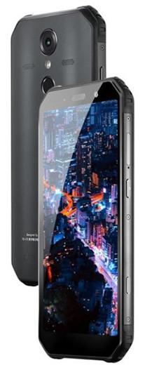 Защищенный смартфон AGM A9 получил четыре динамика JBL, чип NFC и батарею на 5400 мАч