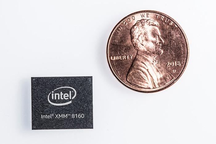 Intel разработала свой первый 5G-модем. Он может появиться в iPhone