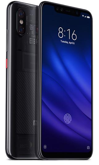 Xiaomi назвала российскую цену смартфона Mi 8 Pro с прозрачным корпусом и сканером отпечатков в экране