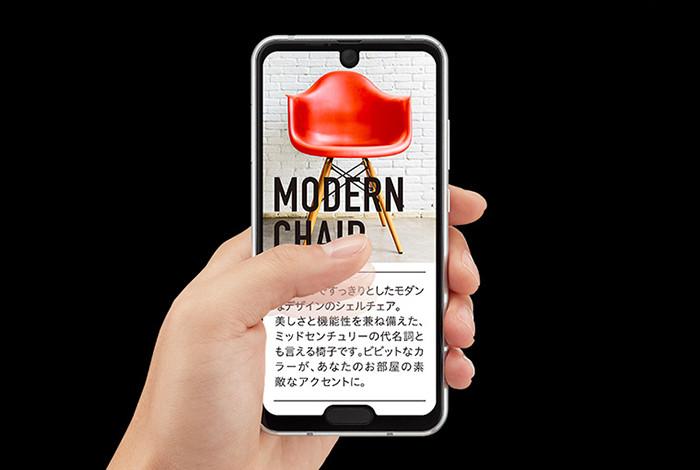 Представлен первый серийный смартфон с двумя вырезами в дисплее