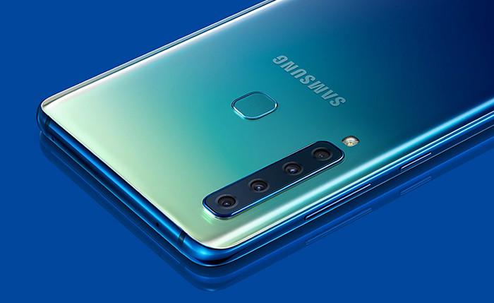 В России начинаются продажи Samsung Galaxy A9 – первого в мире смартфона с четырьмя основными камерами
