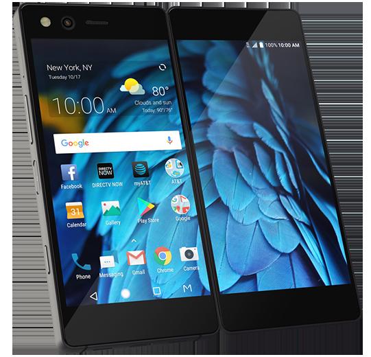 В Россию приехал раскладной смартфон-квадрат ZTE Axon M с двумя экранами