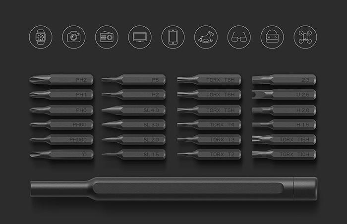 Обзор набора Xiaomi Mi x Wiha Precision Screwdriver: когда отвертки создают разработчики гаджетов