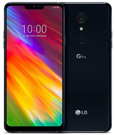 В России представили смартфон LG G7 Fit с защитой от ударов и быстрой зарядкой