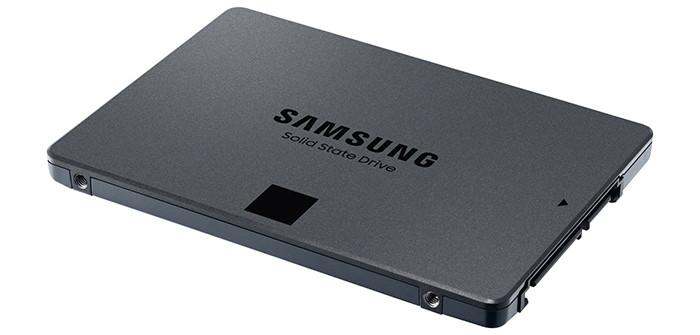 Samsung представила недорогие и быстрые SSD серии 860 QVO емкостью до 4 Тбайт