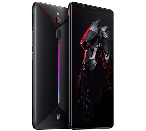 Представлен геймерский смартфон ZTE Nubia Red Magiс Mars с 10 Гбайт оперативки и RGB-подсветкой