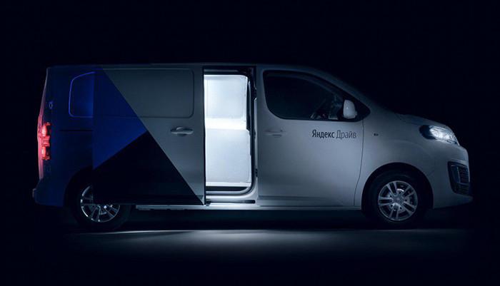 В каршеринге «Яндекс.Драйв» появятся грузовые фургоны