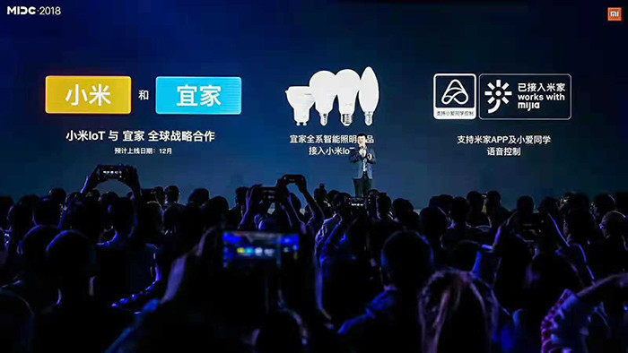 Светильниками IKEA можно будет управлять со смартфонов Xiaomi