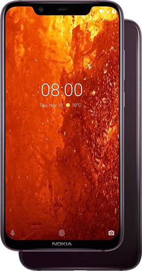 Названа российская цена смартфона Nokia 8.1 со стеклянным корпусом, быстрой зарядкой и NFC