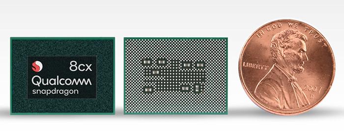 Qualcomm представила первый в истории 7-нанометровый процессор для компьютеров