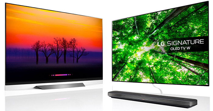 LG представила в России девять OLED-телевизоров ценой от 120 тысяч рублей