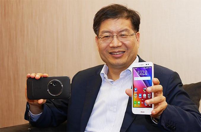 ASUS увольняет гендиректора и переориентируется на геймерские смартфоны