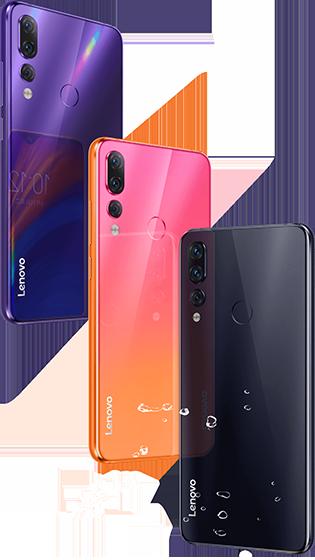 Смартфон Lenovo Z5s оснащен тройной камерой и умеет демонстрировать радугу