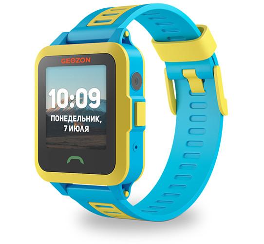В России представлены детские часы бренда Geozon. Они работают до недели, имеют SOS-кнопки и комплектуются защитными стеклами