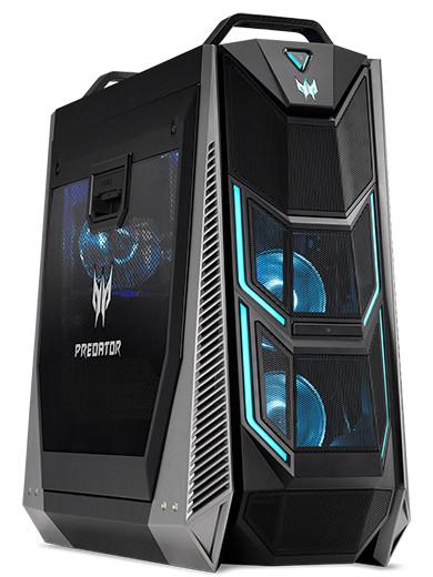 Acer привезла в Россию игровой десктоп Predator Orion 9000 за 750 тысяч рублей
