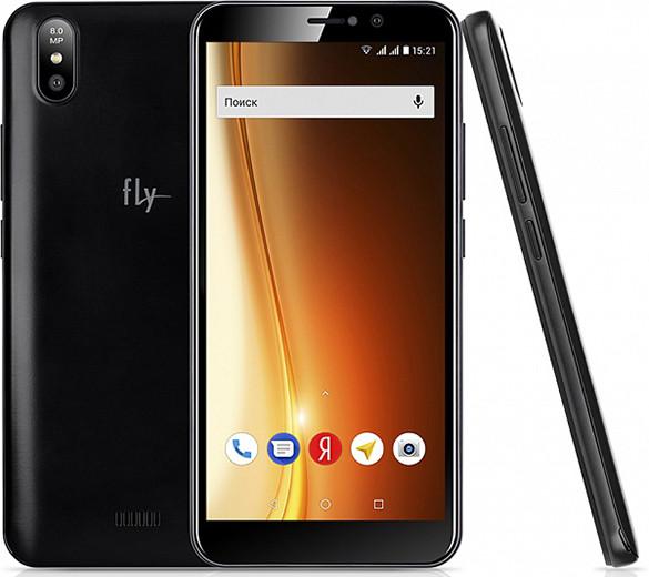 Fly заставит экономных покупателей читать новости и смотреть рекламу на смартфоне Fly Life Play