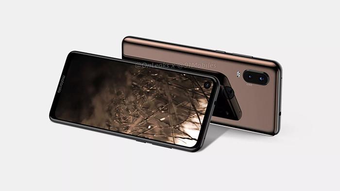 Смартфон Motorola P40 получит экран с «дыркой» и 48-мегапиксельную камеру