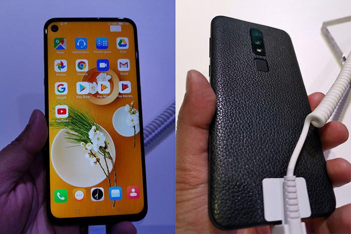CES 2019. Смартфон HiSense U30 получил «дырявый» экран и новейший игровой чипсет Qualcomm