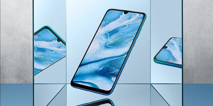В России представили недорогой смартфон Huawei P Smart (2019) с мощным железом, ИИ и сдвоенной камерой