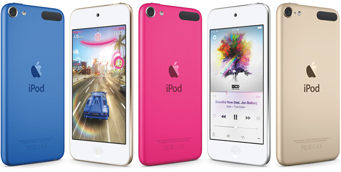 Apple может выпустить новый iPod touch впервые за четыре года