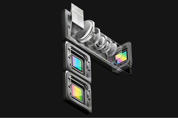 В смартфонах Oppo появятся камеры с десятикратным оптическим зумом и полноэкранные сканеры отпечатков пальцев