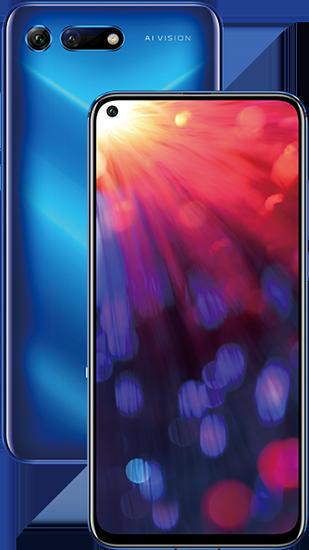 В России представили Honor View 20 – первый в мире смартфон с «дыркой» в экране