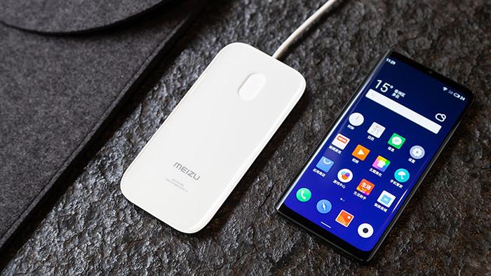 Meizu выпустила уникальный смартфон без кнопок, динамиков и разъемов
