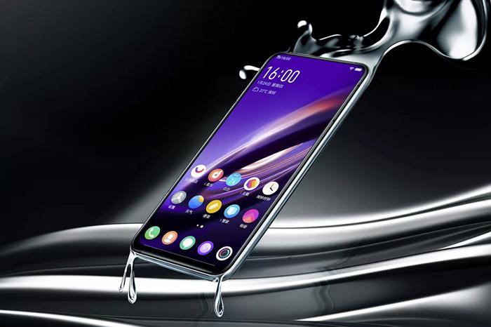 Vivo показала крайне необычный смартфон Apex 2019 в бесшовным стеклянном корпусе без кнопок и разъемов