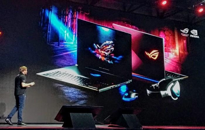 Премьеры недели: от ноутбуков с Nvidia GeForce RTX до смартфонов без кнопок и разъемов