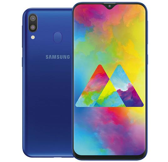 Samsung анонсировала смартфон Galaxy M20 с мощным аккумулятором на 5000 мАч
