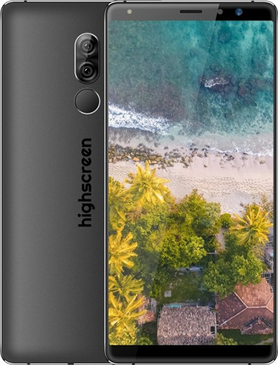 На «Брингли» появился новый смартфон Highscreen с аккумулятором на 5000 мАч и NFC
