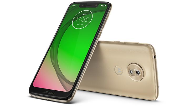 Смартфоны Motorola Moto G7 получили быструю зарядку, ОС Android 9.0 Pie и корпуса с отталкивающим воду покрытием