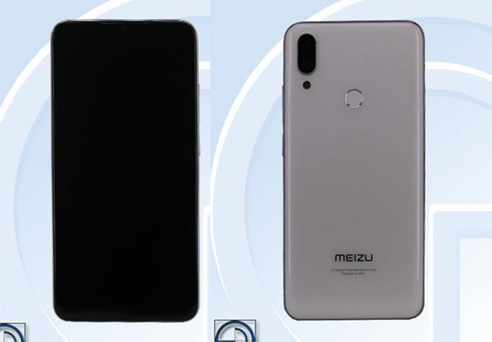 Недорогой смартфон Meizu Note 9 получит большой 6,2-дюмовый экран и батарею на 3900 мАч