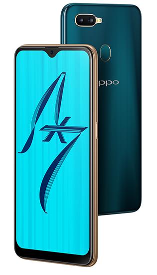 В России начинаются продажи смартфона Oppo AX7 с аккумулятором на 4230 мАч