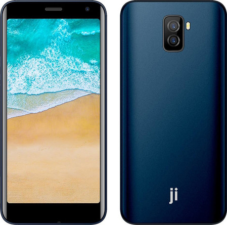 Смартфон Jinga Pass 3G за 4 590 рублей получил NFC и сдвоенную камеру