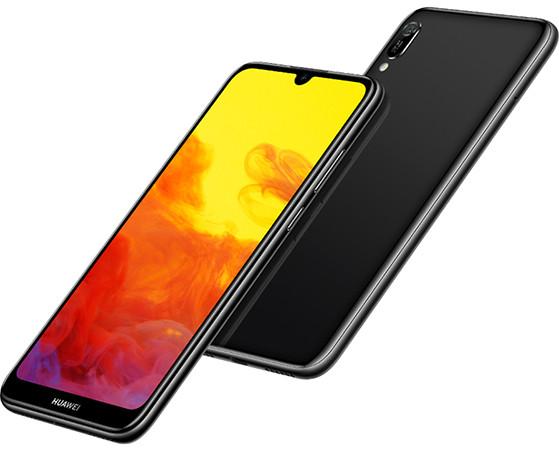Недорогой смартфон Huawei Y6 Pro 2019 получил Android 9.0 Pie и экран с полукруглым вырезом