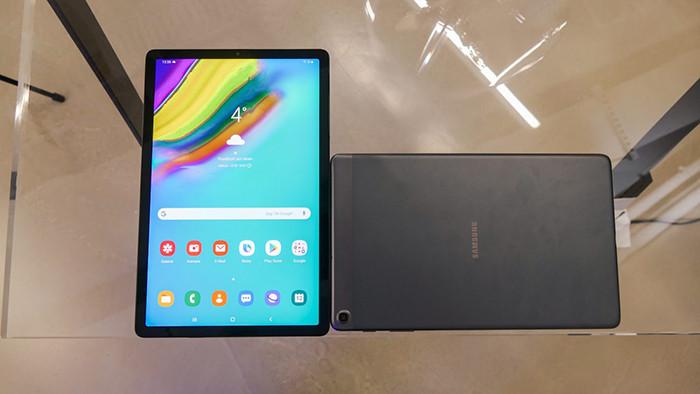 Бюджетный планшет Samsung Galaxy Tab A 10.1 2019 получил корпус из металла и батарею на 6150 мАч