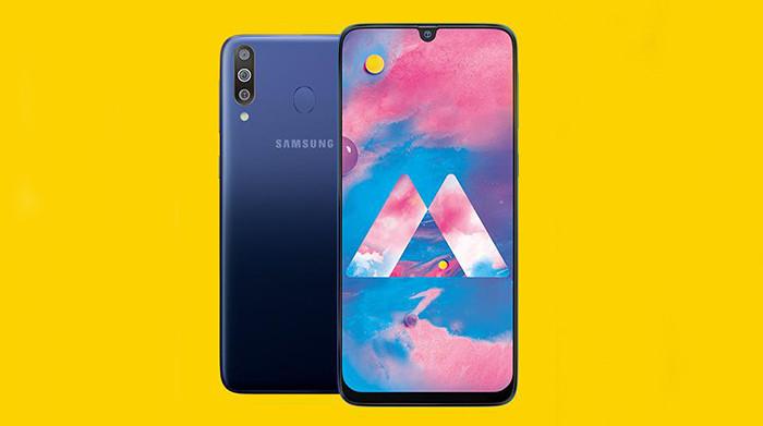 Samsung рассказала о недорогом смартфоне Galaxy M30 с экраном AMOLED и аккумулятором на 5000 мАч