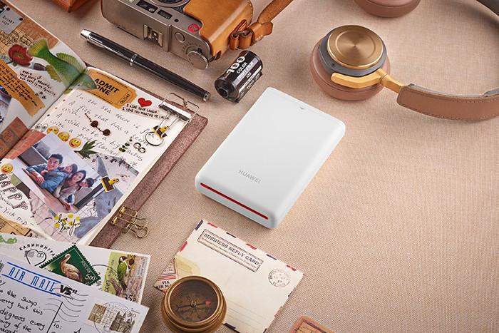 В России представили карманный принтер Huawei для печати фото, документов и даже видео