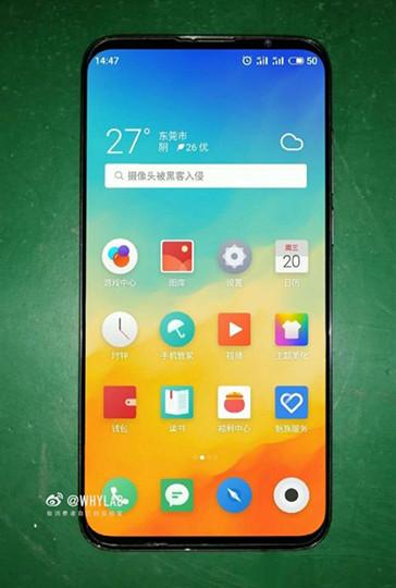 Флагманский смартфон Meizu 16s лишится главного недостатка аппаратов Meizu