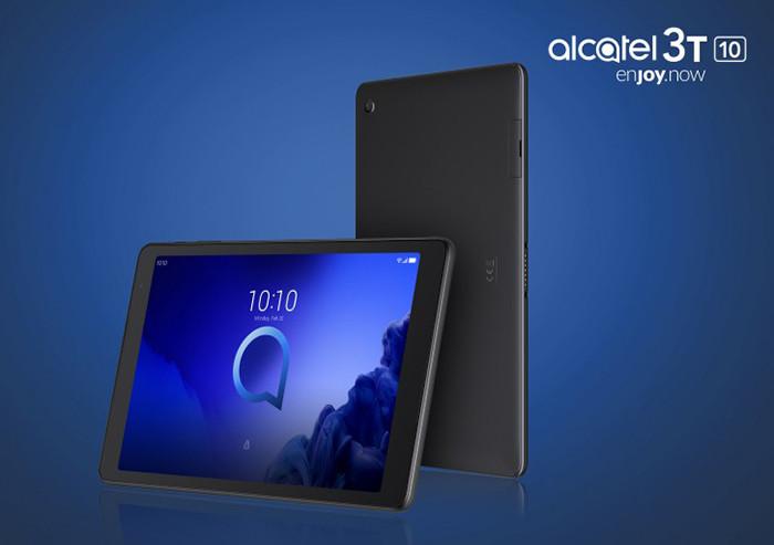 MWC 2019. Планшет Alcatel 3T 10 может управлять умным домом и выступать домашней медиастанцией