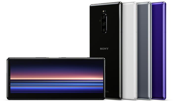 MWC 2019. Sony Xperia 1 стал первым в мире смартфоном с OLED-экраном формата 4K