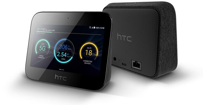 MWC 2019. HTC представила телеприставку с 5G и Snapdragon 855