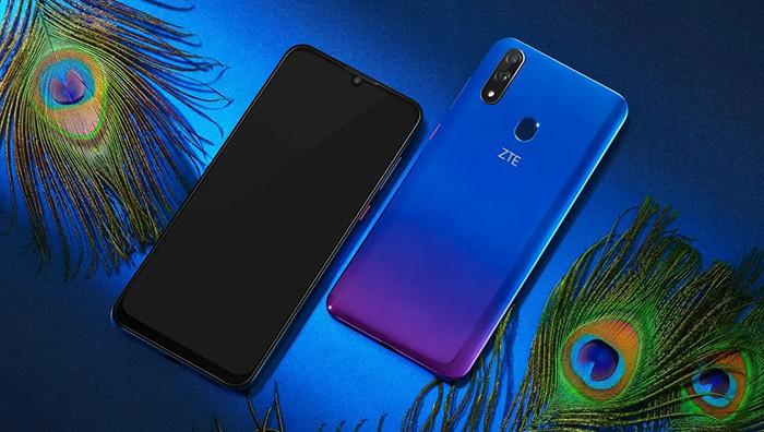 MWC 2019. Смартфон ZTE Blade V10 получил 32-мегапиксельную «фронталку» и чип NFC