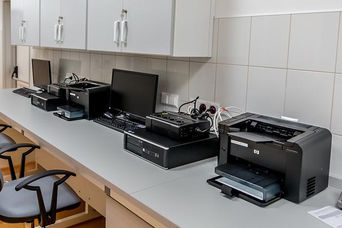Названы самые популярные в России типы принтеров