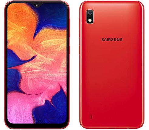 Представлен дешевый смартфон Samsung Galaxy A10 с большим экраном Android 9.0 Pie