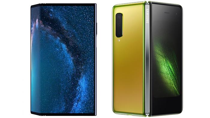Глава Huawei раскритиковал конструкцию Samsung Galaxy Fold
