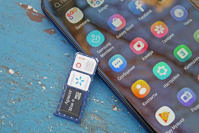 Обзор Samsung Galaxy M20: смартфон с аккумулятором на 5000 мАч и NFC за 13 тысяч рублей