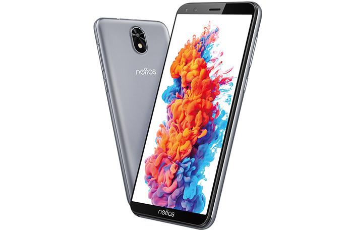 Бюджетный смартфон Neffos C5 Plus оснастили экраном формата 18:9 и «облегченной» версией Android