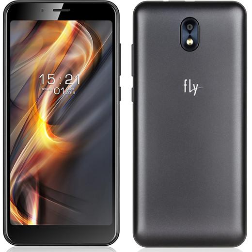 Начались продажи недорогого смартфона Fly Power Plus 5000 с аккумулятором емкостью 5000 мАч